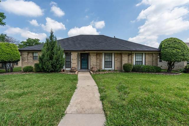 1625 Clydesdale Drive, Lewisville, TX 75067 (MLS #14349098) :: Baldree Home Team