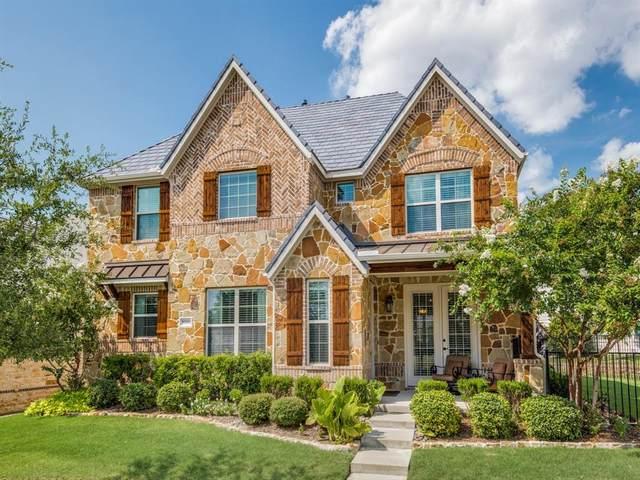 8000 Choctaw Lane, Mckinney, TX 75070 (MLS #14349100) :: Frankie Arthur Real Estate