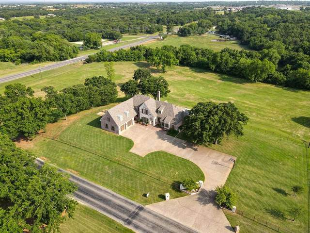 140 Bones Chapel Road, Whitesboro, TX 76273 (MLS #14349115) :: Team Hodnett