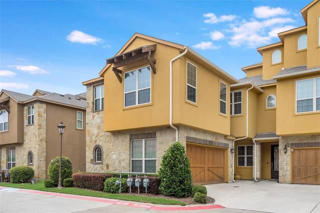2650 Venice Drive #6, Grand Prairie, TX 75054 (MLS #14349135) :: The Hornburg Real Estate Group