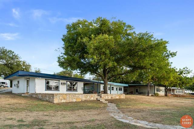 105 Lake Bridge Lane, Brownwood, TX 76801 (MLS #14349139) :: Century 21 Judge Fite Company