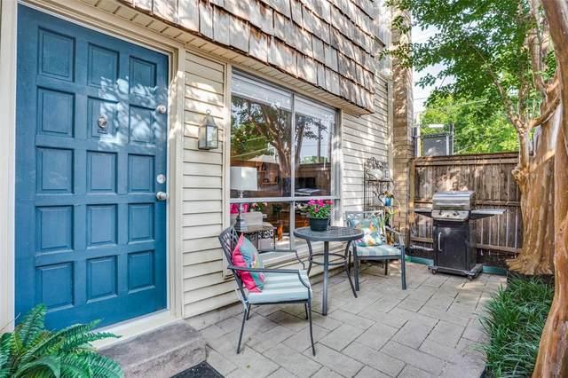 2702 Douglas Avenue #139, Dallas, TX 75219 (MLS #14349174) :: Robbins Real Estate Group