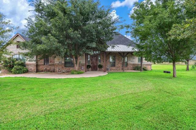 6071 Veal Station Road, Weatherford, TX 76085 (MLS #14349180) :: The Kimberly Davis Group