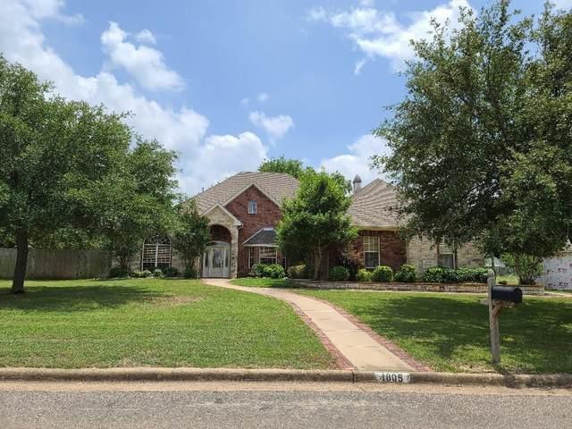 1805 W Westhill Drive, Cleburne, TX 76033 (MLS #14349185) :: Team Tiller