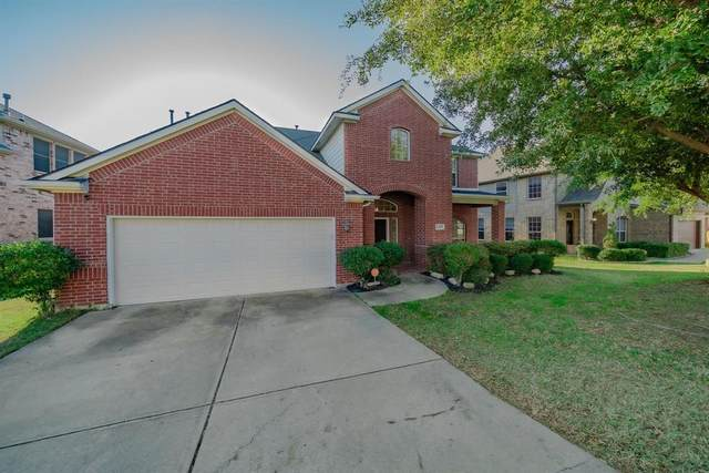 539 Palomino Way, Grand Prairie, TX 75052 (MLS #14349192) :: The Hornburg Real Estate Group