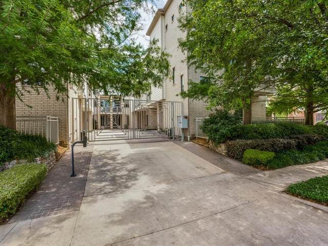 3926 Holland Avenue #105, Dallas, TX 75219 (MLS #14349196) :: Hargrove Realty Group