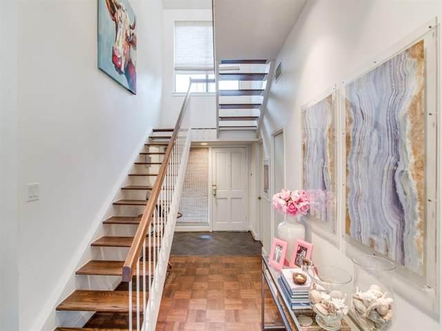 5919 Hillcrest Avenue #7, University Park, TX 75205 (MLS #14349223) :: Robbins Real Estate Group