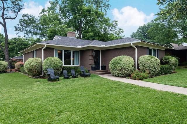 6203 Marquita Avenue, Dallas, TX 75214 (MLS #14349229) :: The Heyl Group at Keller Williams