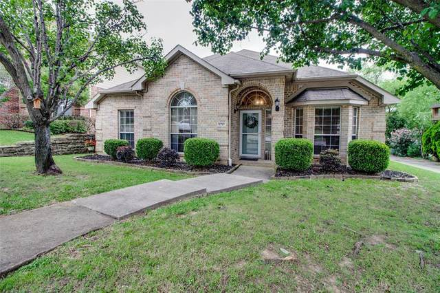1715 Cresthill Drive, Rockwall, TX 75087 (MLS #14349231) :: The Chad Smith Team