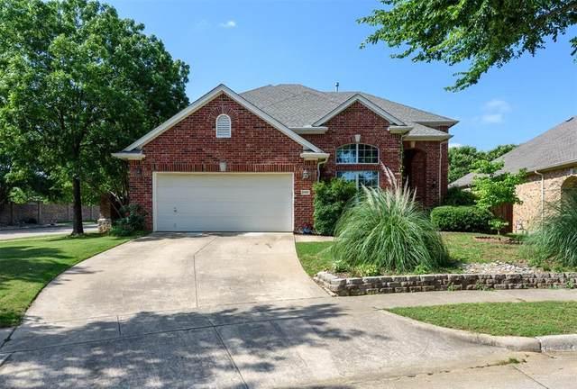 1701 Norwood Court, Corinth, TX 76210 (MLS #14349236) :: The Heyl Group at Keller Williams