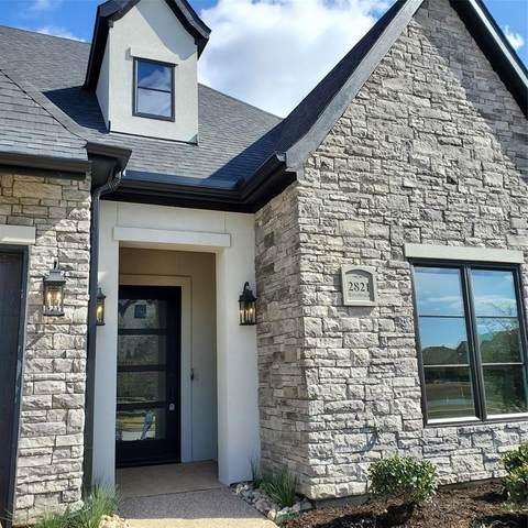 2821 Riverbrook Way, Southlake, TX 76092 (MLS #14349239) :: Frankie Arthur Real Estate