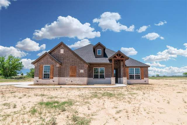 101 Knob Court, Springtown, TX 76082 (MLS #14349249) :: The Heyl Group at Keller Williams