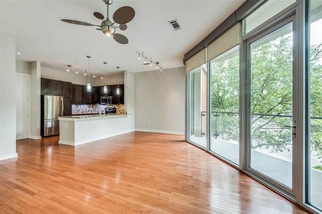 2950 Mckinney Avenue #209, Dallas, TX 75204 (MLS #14349258) :: Robbins Real Estate Group