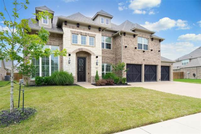 4506 Blue Grass Court, Mansfield, TX 76063 (MLS #14349259) :: Real Estate By Design