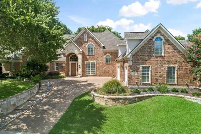 1129 Creekwood Drive, Garland, TX 75044 (MLS #14349261) :: Tenesha Lusk Realty Group