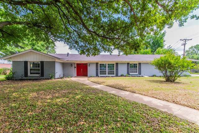 5733 Wharton Drive, Fort Worth, TX 76133 (MLS #14349270) :: Real Estate By Design