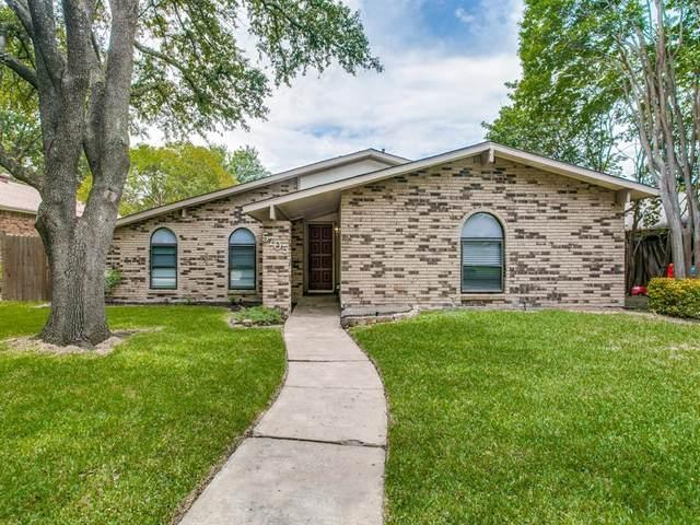 5705 Christie Lane, Garland, TX 75044 (MLS #14349271) :: The Rhodes Team