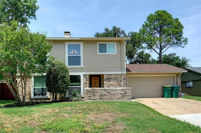 227 Wildfire Drive, Lewisville, TX 75067 (MLS #14349274) :: Real Estate By Design