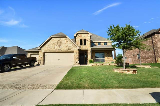 3213 Meadow Ridge Drive, Midlothian, TX 76065 (MLS #14349277) :: Century 21 Judge Fite Company