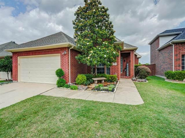 9805 Links Fairway Drive, Rowlett, TX 75089 (MLS #14349278) :: The Chad Smith Team