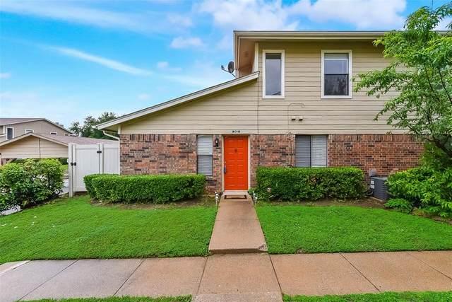 2240 Tarpley Road #362, Carrollton, TX 75006 (MLS #14349281) :: The Good Home Team