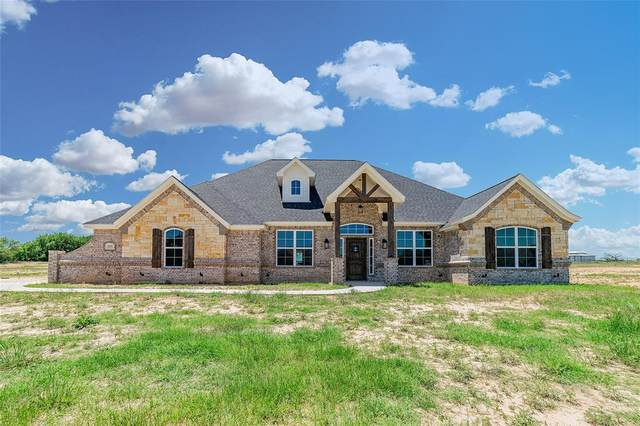 105 Knob Court, Springtown, TX 76082 (MLS #14349282) :: The Heyl Group at Keller Williams