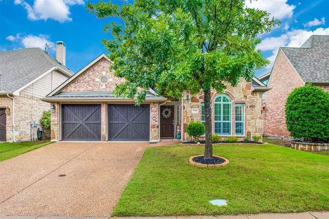 7704 Glenwood Springs Lane, Mckinney, TX 75070 (MLS #14349294) :: The Tierny Jordan Network