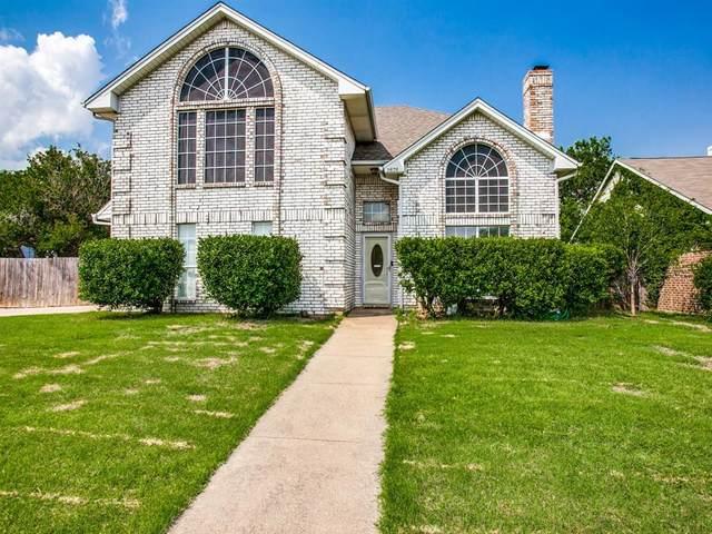 2878 Perrine Place, Grand Prairie, TX 75052 (MLS #14349303) :: The Hornburg Real Estate Group
