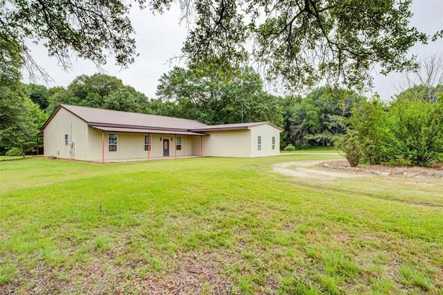 896 County Road 2130, Telephone, TX 75488 (MLS #14349336) :: Frankie Arthur Real Estate