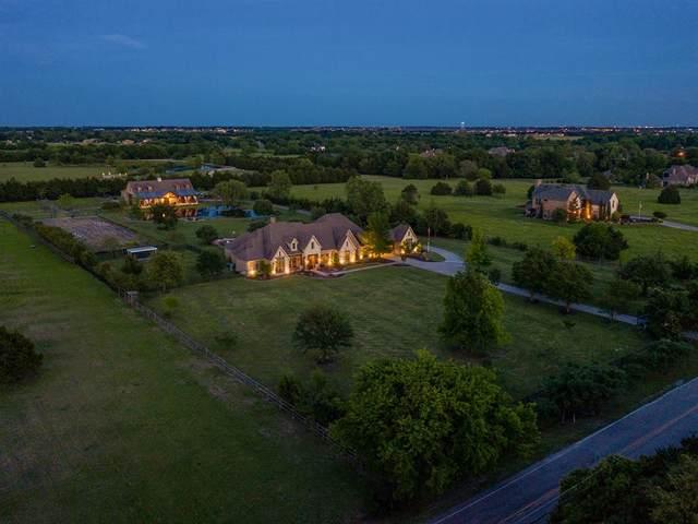 165 Yankee Creek Road, Heath, TX 75032 (MLS #14349340) :: RE/MAX Pinnacle Group REALTORS