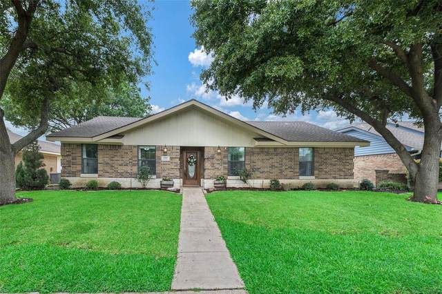 7217 Ridgeview Drive, Rowlett, TX 75089 (MLS #14349351) :: All Cities USA Realty