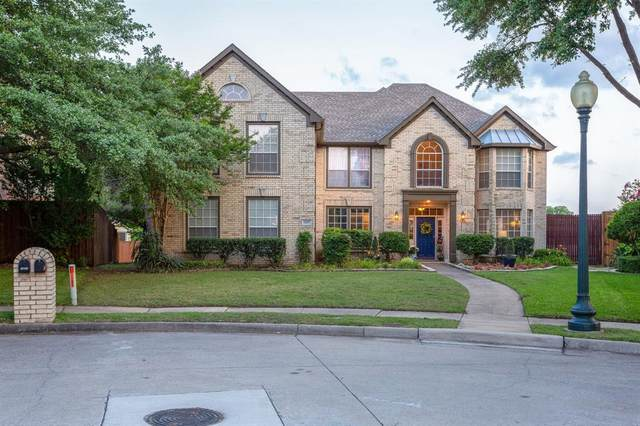1425 Lighthouse Lane, Allen, TX 75013 (MLS #14349353) :: Frankie Arthur Real Estate