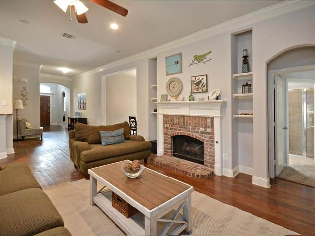 5260 Katy Rose Court, Fort Worth, TX 76126 (MLS #14349367) :: Team Hodnett