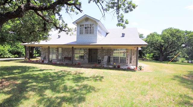 4398 Old Denton Road, Decatur, TX 76234 (MLS #14349377) :: NewHomePrograms.com LLC