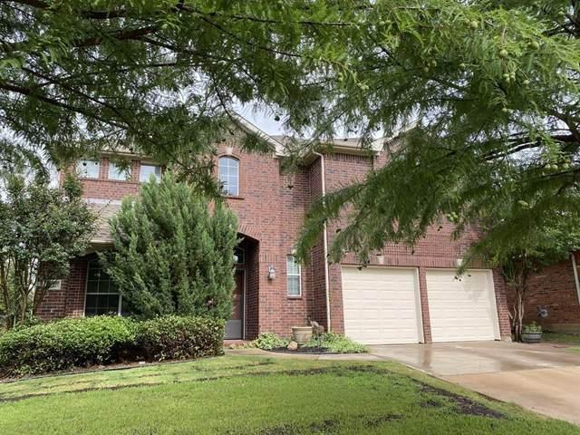 9716 Hathman Lane, Fort Worth, TX 76244 (MLS #14349383) :: The Heyl Group at Keller Williams