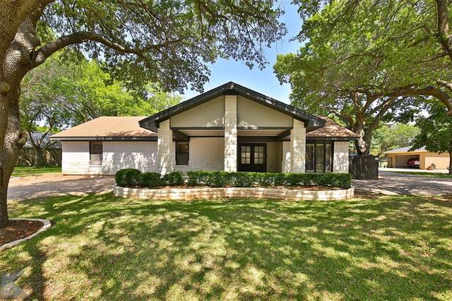 24 Muirfield Street, Abilene, TX 79606 (MLS #14349408) :: The Heyl Group at Keller Williams