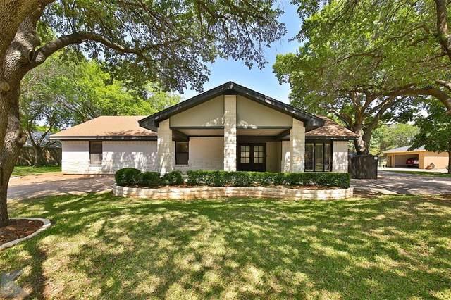 24 Muirfield Street, Abilene, TX 79606 (MLS #14349408) :: Robbins Real Estate Group