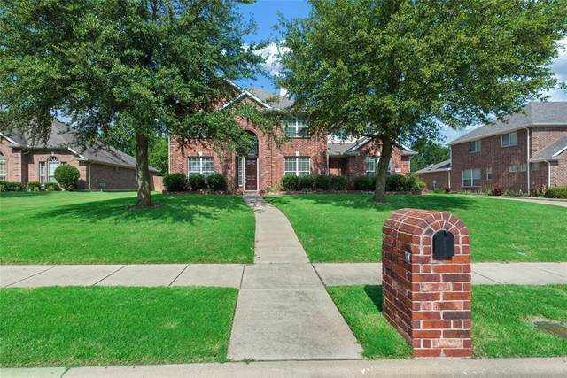 307 Old Mill Road, Sunnyvale, TX 75182 (MLS #14349410) :: Tenesha Lusk Realty Group