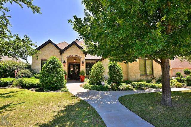 2309 Innisbrook Drive, Abilene, TX 79606 (MLS #14349425) :: The Heyl Group at Keller Williams