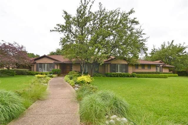 11271 Russwood Circle, Dallas, TX 75229 (MLS #14349426) :: The Kimberly Davis Group