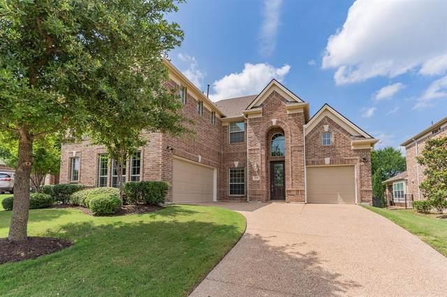 2741 Meadow Ridge Drive, Prosper, TX 75078 (MLS #14349428) :: Real Estate By Design