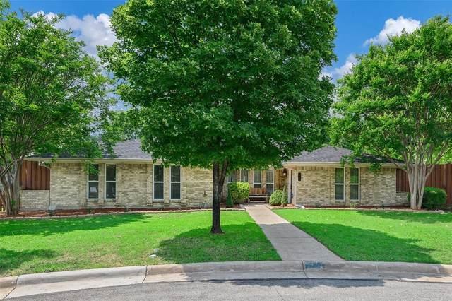 609 Lake Ridge Drive, Allen, TX 75002 (MLS #14349449) :: Tenesha Lusk Realty Group