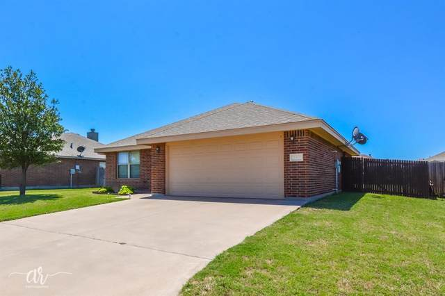 357 Sugarloaf Avenue, Abilene, TX 79602 (MLS #14349463) :: The Heyl Group at Keller Williams