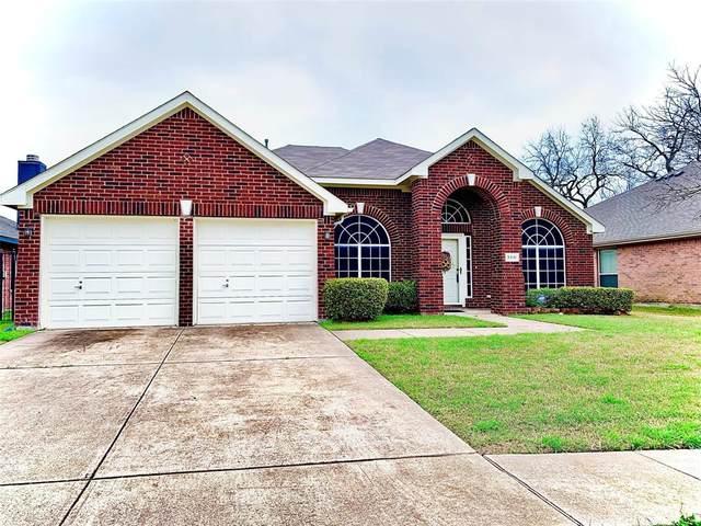 3316 Silver Creek Drive, Mesquite, TX 75181 (MLS #14349465) :: HergGroup Dallas-Fort Worth