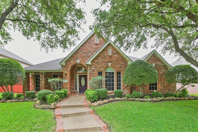 509 Weeping Willow Road, Garland, TX 75044 (MLS #14349468) :: The Heyl Group at Keller Williams