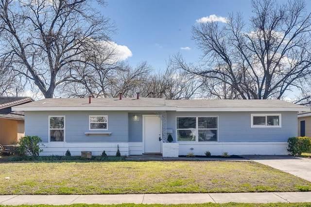 5841 Holloway Street, Westworth Village, TX 76114 (MLS #14349474) :: Hargrove Realty Group