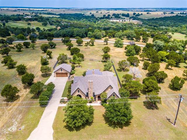 6136 Retreat Clubhouse Drive, Cleburne, TX 76033 (MLS #14349475) :: Robbins Real Estate Group