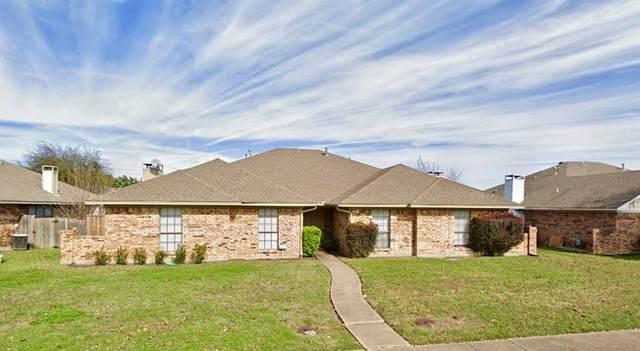1230 Mockingbird Lane, Desoto, TX 75115 (MLS #14349487) :: Tenesha Lusk Realty Group