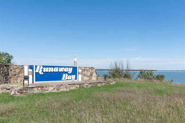 225 Runaway Bay Drive, Runaway Bay, TX 76426 (MLS #14349489) :: Robbins Real Estate Group