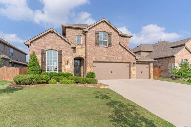 1409 Argan Court, Saginaw, TX 76131 (MLS #14349493) :: All Cities USA Realty
